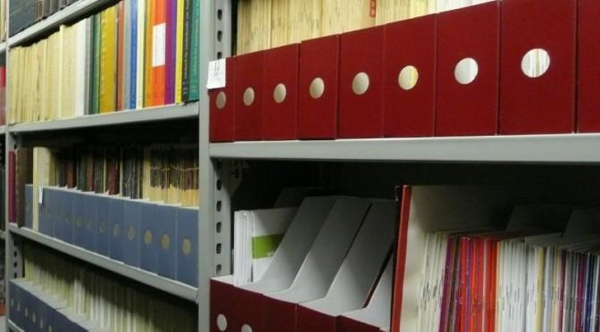 Neuaufstellung der Zeitschriften und Reihen
