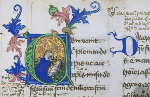 Cod. 257 (Hübl 262), fol. 5r