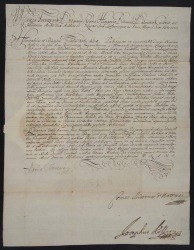 Scr. 130 L.) Nr. 1