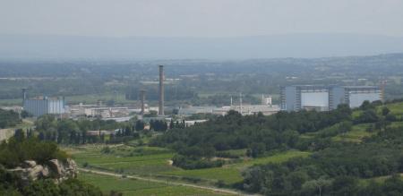 Site nucléaire de Marcoule