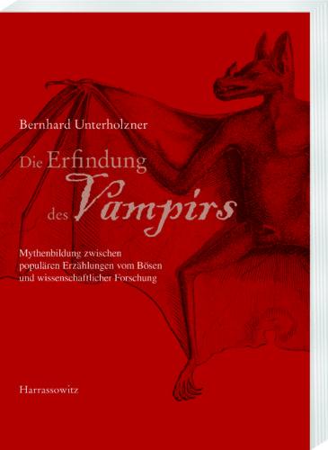 """Cover von """"Die Erfindung des Vampirs"""""""