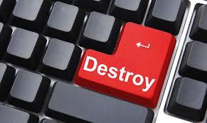 images destroy
