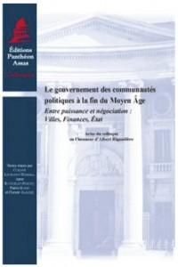 Le gouvernement des communautés politiques