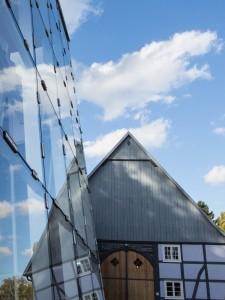 Der umgebaute Hof Haulle in Bad Sassendorf: Standort der Westfälischen Salzwelten. Foto: Westfälische Salzwelten/Michael Bahr