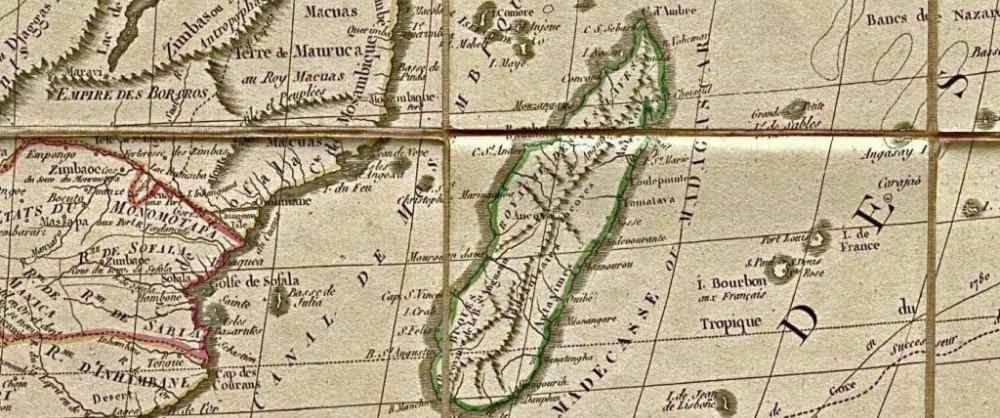 Histoire des sociétés de l'océan Indien occidental. Afrique orientale, Madagascar