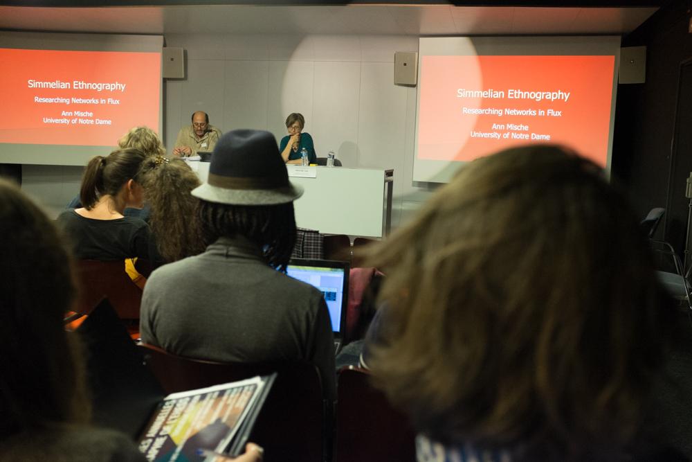 conférence plénière Ann Mische