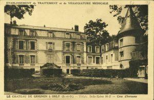 Le château de Grignon
