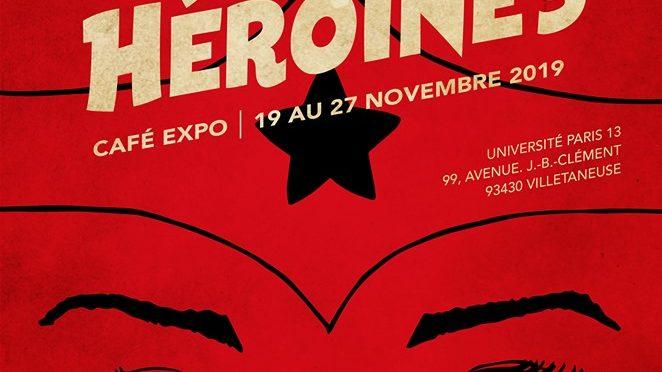 Exposition (Super) Héroïnes: une SUPER EXPO!