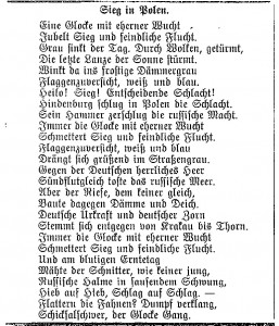 NA_1914_No_301_S_3_Gedicht_Sieg_in_Polen