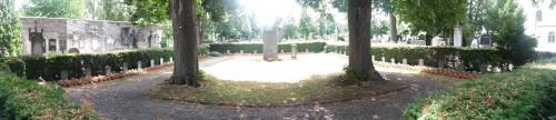 Kriegerdenkmal im Alten Friedhof Neuburg