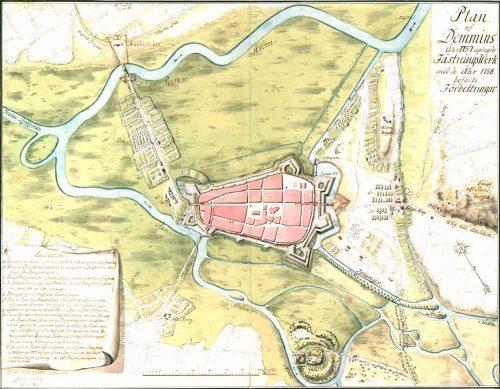 Demmin 1758.