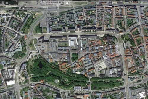 Satellitenbild aus Google Earth
