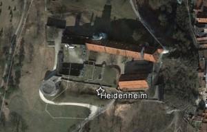 Heidenheim (Hellenstein). Quelle: Google Earth.