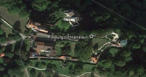 Lichtenstein. Quelle: Google Earth.