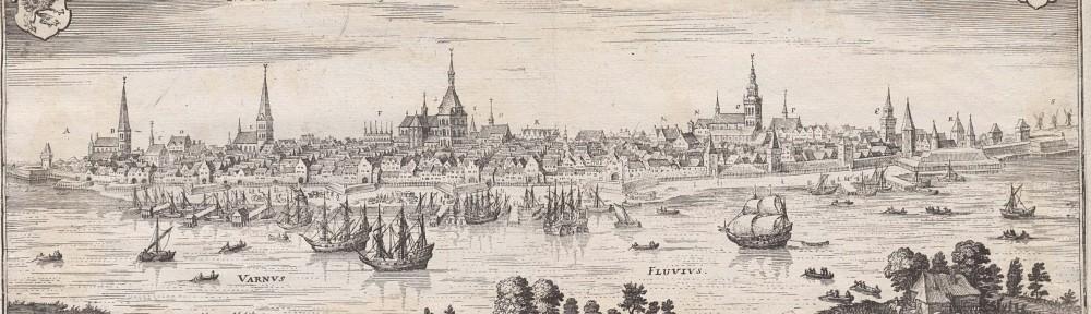 Die Rostocker Stadtbefestigung