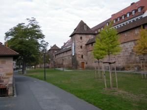 Nürnberger Stadtbefestigung