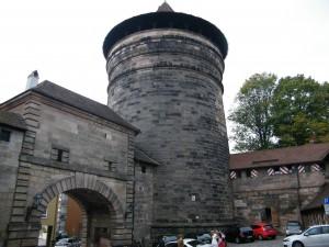 Die berühmten Nürnberger Türme
