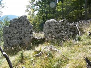 Wachthäuschen bei Bastion IV.