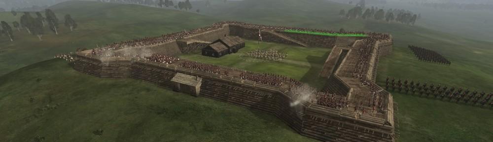 Festungen in Spielen I – Empire Total War