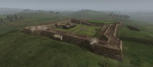 Holzfort in Total War