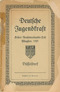 1921 DJK-Festschrift