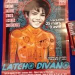 affiche Latcho Divano 2016