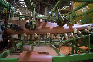 Fabrication de tuile à l'usine Monier, Paroles Vives, 2016