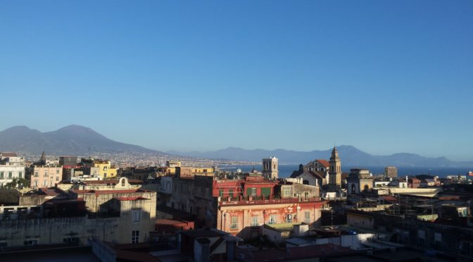 Immigrati & Integrazione,  Paroles Vives à Naples les 2 et 3 mars 2017