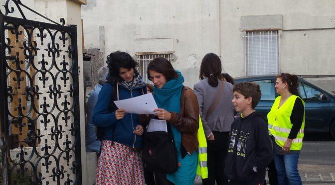 Invitation balade patrimoniale «De la mer à la terre, Marseille, des Histoires arméniennes»