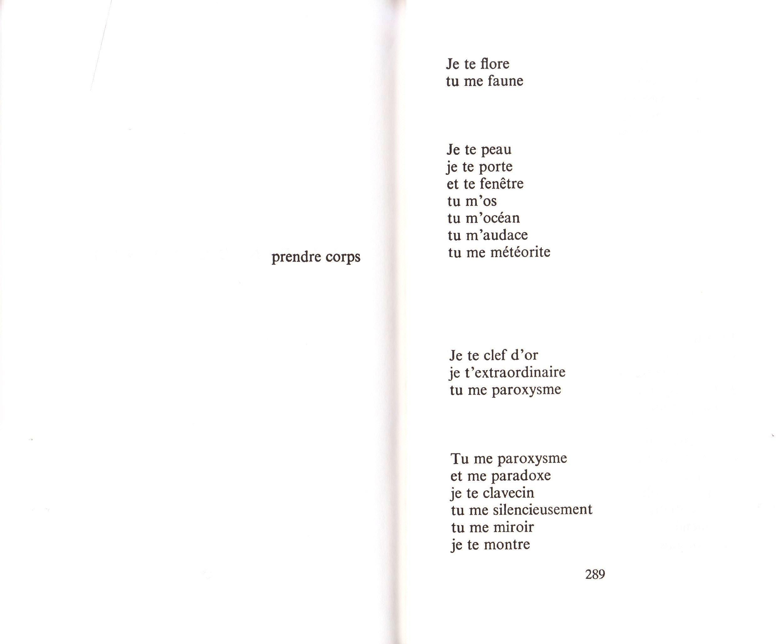 Ghérasim Luca - Passionnément