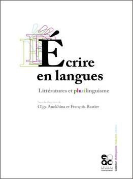 Ecrire en langues