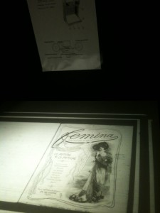 Microfilm Femina