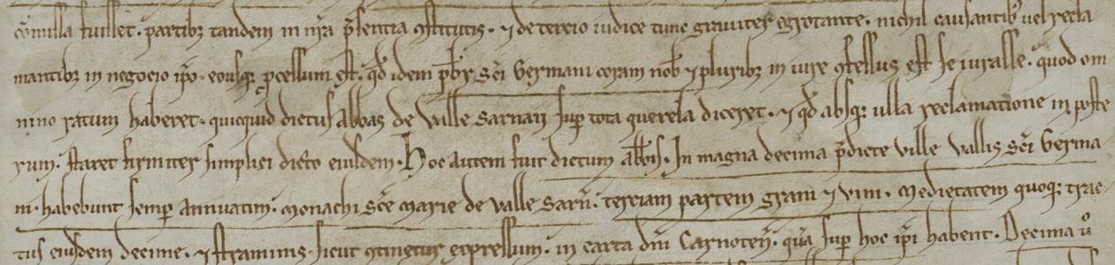 Consortium Sources Médiévales – COSME²