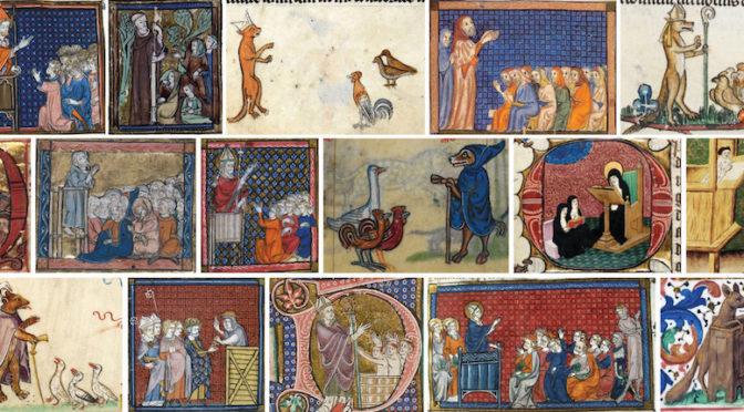 Jouvence du ThEMA: Thesaurus exemplorum Medii Aevi
