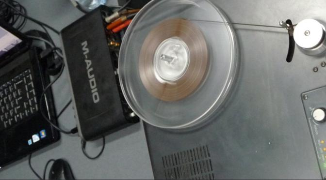 Retour sur: Que faire des archives sonores?