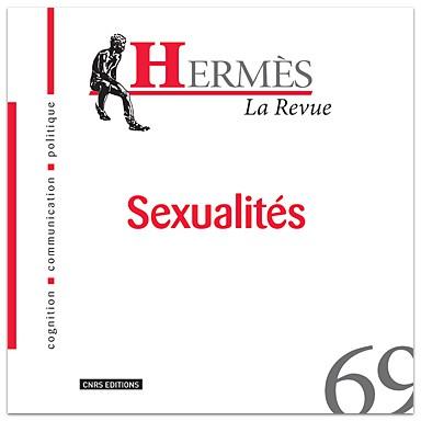couverture de la revue Hermès consacrée aux sexualités et à la communication