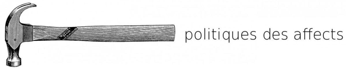 Politiques des affects