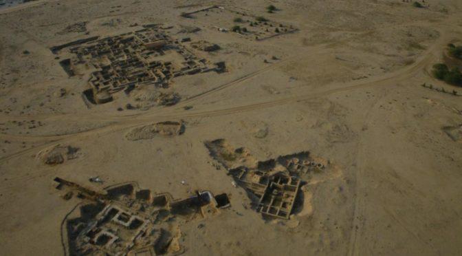 Actualité de la recherche archéologique au Koweït : année 2016