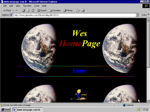 http://oneterabyteofkilobyteage.tumblr.com original url http://www.geocities.com/SiliconValley/Bit/3212/ last modified 1999-11-24 05:19:48