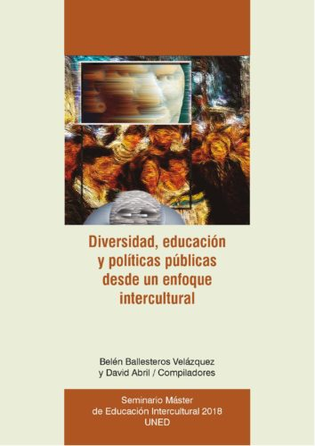 portada libro Diversidad, educación y políticas públicas desde un enfoque intercultural