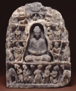Fig. 22 : British Museum, Ht 34cm. Photo British Museum.