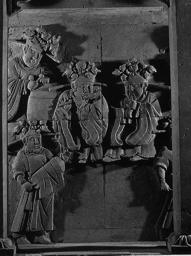 Fig. 4 : Jishan Macun - tombe 1 - orchestre d'opéra