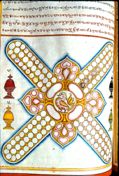 Fig. 5 : Jeu Pagade, Kautukanidhi Photo Ramsons Kala Pratishtana, Mysore