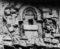 Fig. 6 : Sāñcī, détail. Photo AIIS.