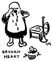 Ill. 3 : Broken heart (1927)