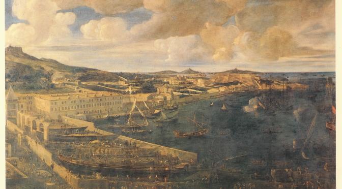 Marine, beaux-arts et mécénat au XVIIe siècle en France