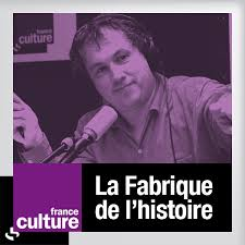 D. Diaz, invitée de «La Fabrique de l'Histoire» (France culture) et de «Licences politiques» (Fréquence protestante)