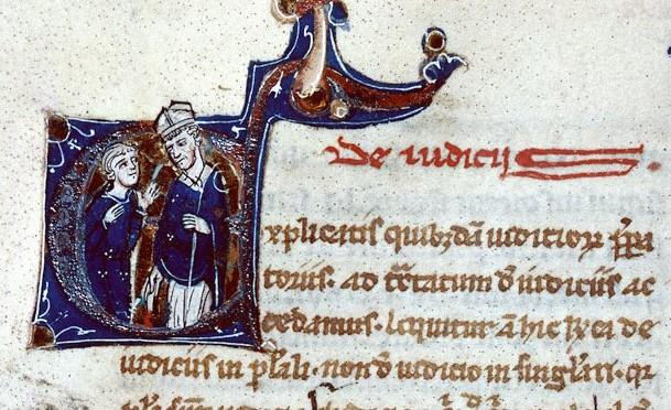 Les hiérarchies de juridiction dans l'Eglise médiévale