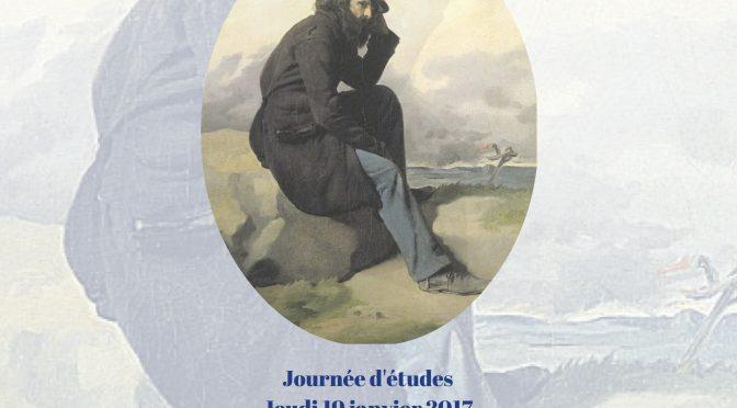 """""""Les mots de l'exil dans l'Europe du XIXe siècle"""", 19 janvier 2017, Paris"""