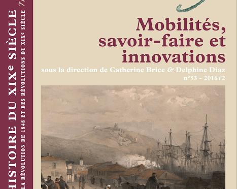 """C. Brice et D. Diaz (dir.), """"Mobilités, savoir-faire et innovations"""""""